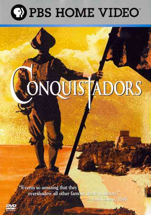 MICHAEL WOOD:CONQUISTADORS BY WOOD,MICHAEL (DVD)